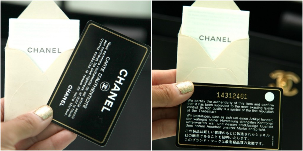 22807e36279597 CHANEL AUTHENTICITY & care – the haute cookie